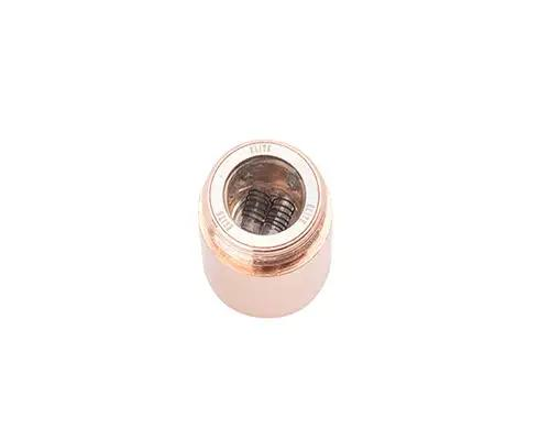 ELITE Rose Gold Quartz Atomizer