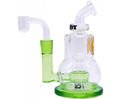 The Chief Mini-Rig Slime Green