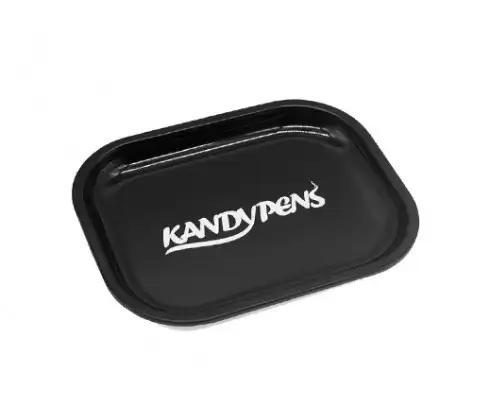 Small Black Rolling Tray