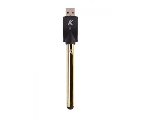 Gold Battery w/USB Charger