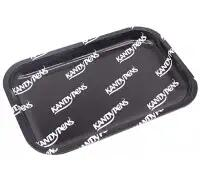 Large Rolling Tray Black/White