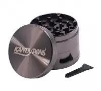 Tri-Level Gunmetal Grinder